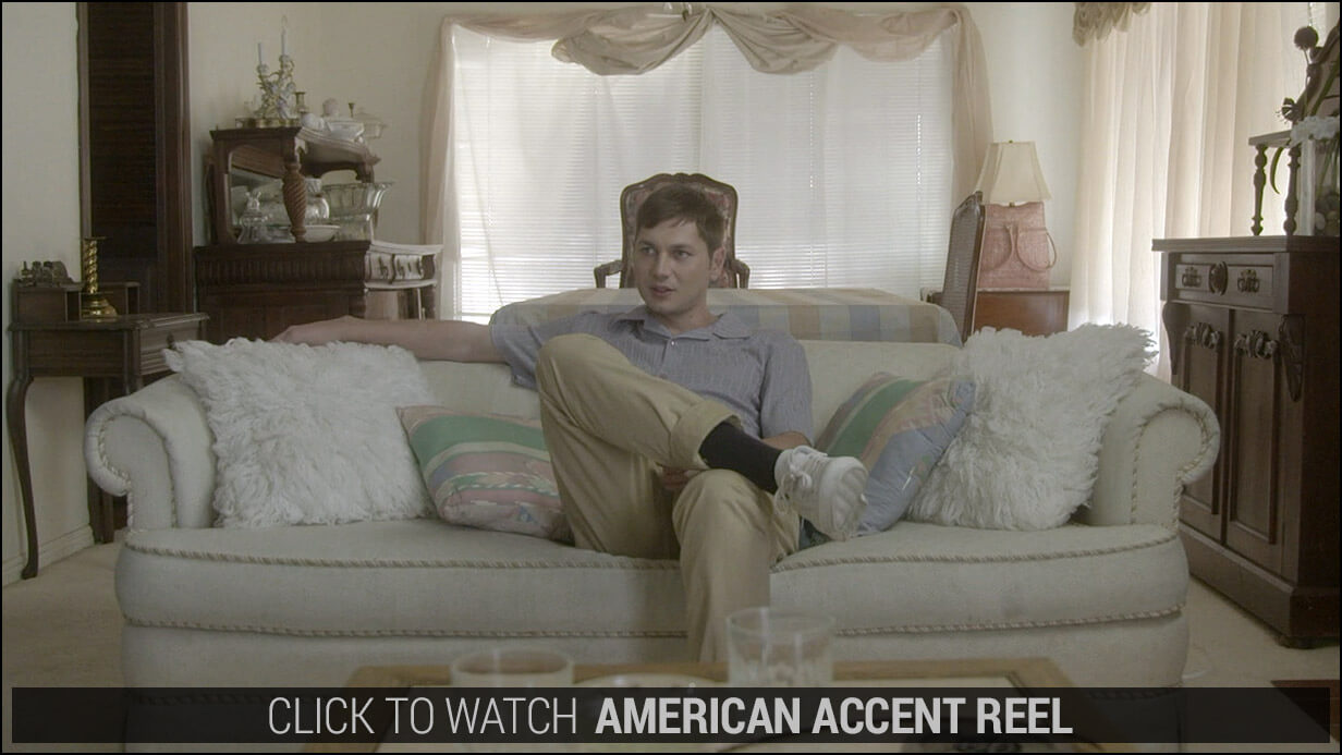 American Accent Reel